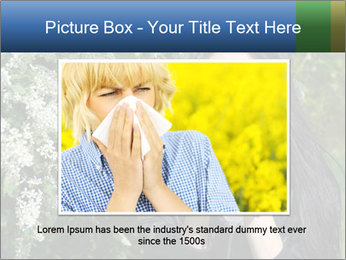 Allergy to pollen PowerPoint Template - Slide 16