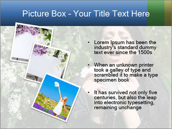 Allergy to pollen PowerPoint Template - Slide 17