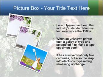 Allergy to pollen PowerPoint Templates - Slide 17