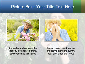 Allergy to pollen PowerPoint Template - Slide 18