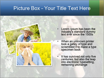 Allergy to pollen PowerPoint Template - Slide 20