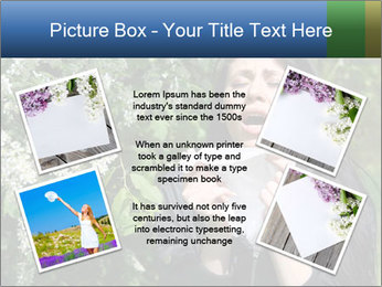 Allergy to pollen PowerPoint Template - Slide 24