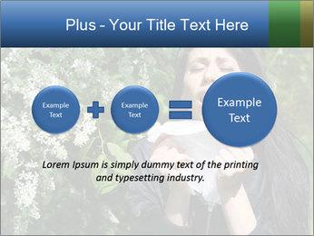 Allergy to pollen PowerPoint Templates - Slide 75