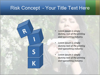 Allergy to pollen PowerPoint Templates - Slide 81