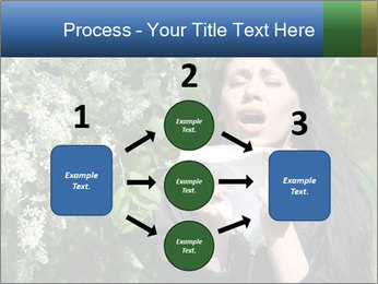 Allergy to pollen PowerPoint Template - Slide 92