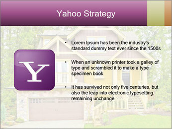 Luxury house PowerPoint Template - Slide 11