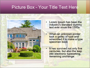 Luxury house PowerPoint Template - Slide 13