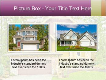 Luxury house PowerPoint Template - Slide 18