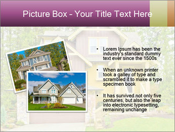 Luxury house PowerPoint Template - Slide 20