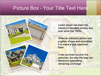 Luxury house PowerPoint Template - Slide 23