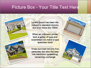 Luxury house PowerPoint Template - Slide 24
