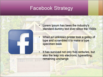 Luxury house PowerPoint Template - Slide 6