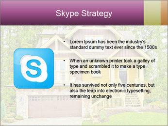 Luxury house PowerPoint Template - Slide 8
