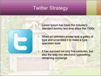 Luxury house PowerPoint Template - Slide 9