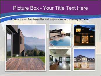 New architecture PowerPoint Template - Slide 19