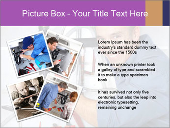 Handsome Plumber PowerPoint Template - Slide 23