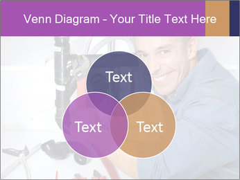 Handsome Plumber PowerPoint Template - Slide 33