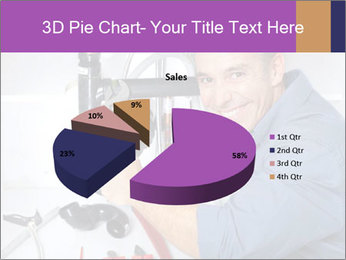 Handsome Plumber PowerPoint Template - Slide 35