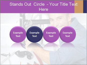 Handsome Plumber PowerPoint Template - Slide 76