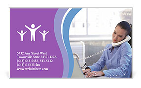 0000090881 Business Card Template