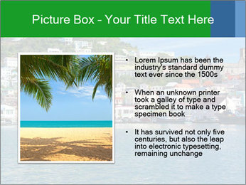 Beautiful Harbor PowerPoint Template - Slide 13