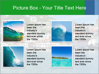 Beautiful Harbor PowerPoint Template - Slide 14