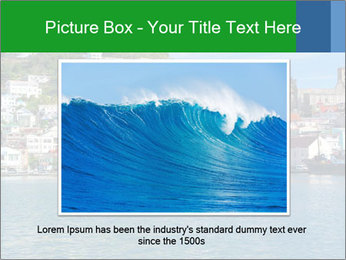 Beautiful Harbor PowerPoint Template - Slide 15