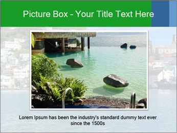 Beautiful Harbor PowerPoint Template - Slide 16