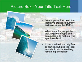 Beautiful Harbor PowerPoint Template - Slide 17
