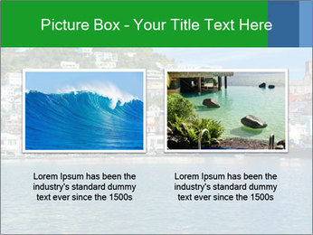 Beautiful Harbor PowerPoint Template - Slide 18