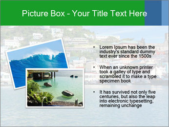 Beautiful Harbor PowerPoint Template - Slide 20