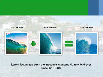 Beautiful Harbor PowerPoint Template - Slide 22