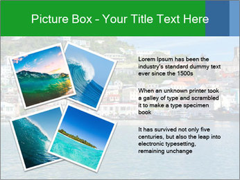 Beautiful Harbor PowerPoint Template - Slide 23