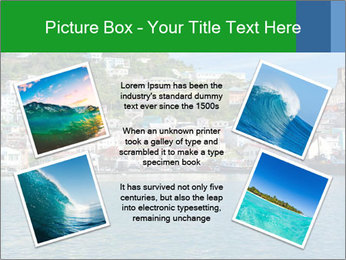 Beautiful Harbor PowerPoint Template - Slide 24