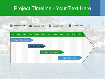 Beautiful Harbor PowerPoint Template - Slide 25