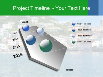 Beautiful Harbor PowerPoint Template - Slide 26