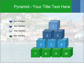 Beautiful Harbor PowerPoint Template - Slide 31