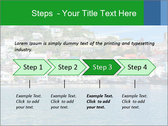 Beautiful Harbor PowerPoint Template - Slide 4