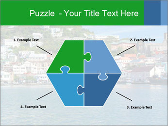 Beautiful Harbor PowerPoint Template - Slide 40