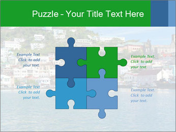 Beautiful Harbor PowerPoint Template - Slide 43
