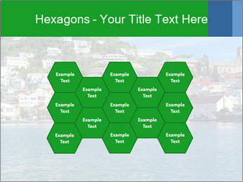 Beautiful Harbor PowerPoint Template - Slide 44