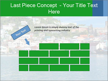 Beautiful Harbor PowerPoint Template - Slide 46