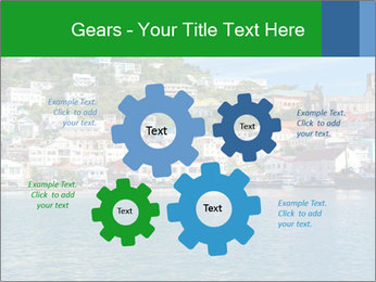 Beautiful Harbor PowerPoint Template - Slide 47