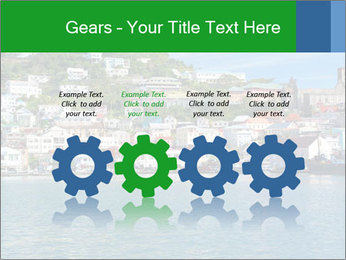 Beautiful Harbor PowerPoint Template - Slide 48