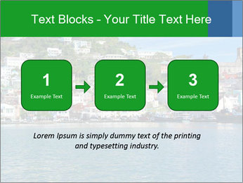 Beautiful Harbor PowerPoint Template - Slide 71