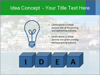 Beautiful Harbor PowerPoint Template - Slide 80