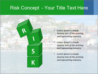Beautiful Harbor PowerPoint Template - Slide 81