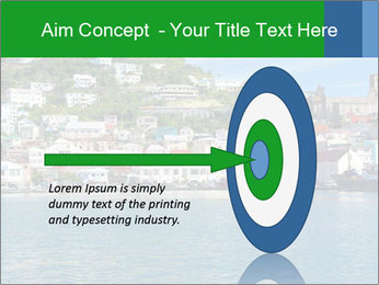 Beautiful Harbor PowerPoint Template - Slide 83