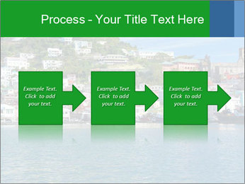 Beautiful Harbor PowerPoint Template - Slide 88