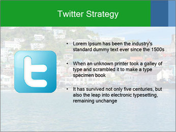 Beautiful Harbor PowerPoint Template - Slide 9